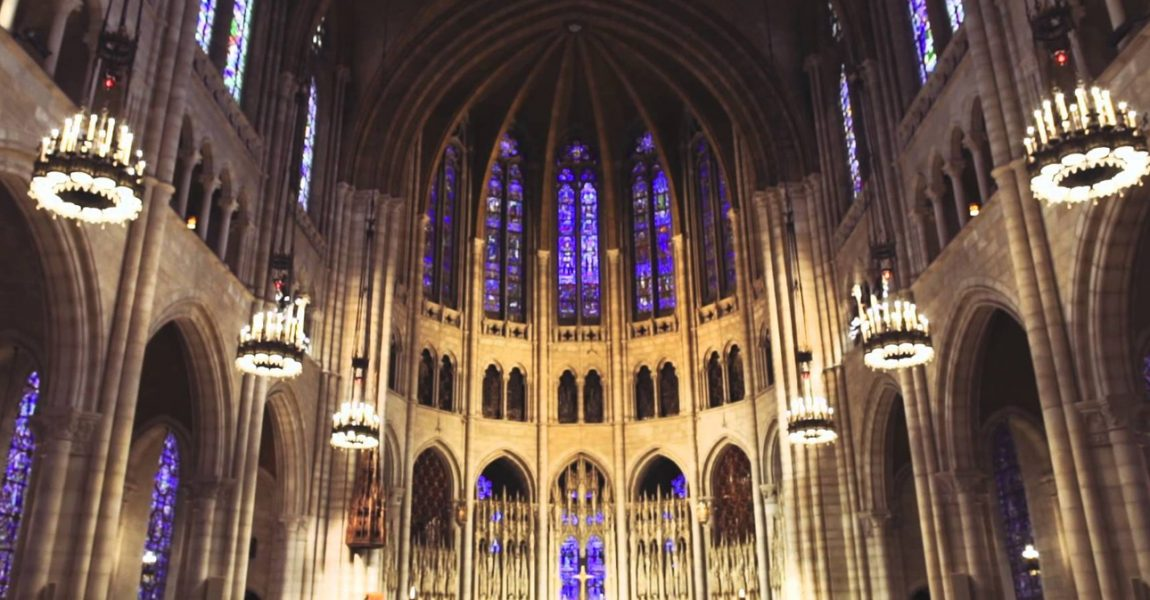 A Visit To The Riverside Church