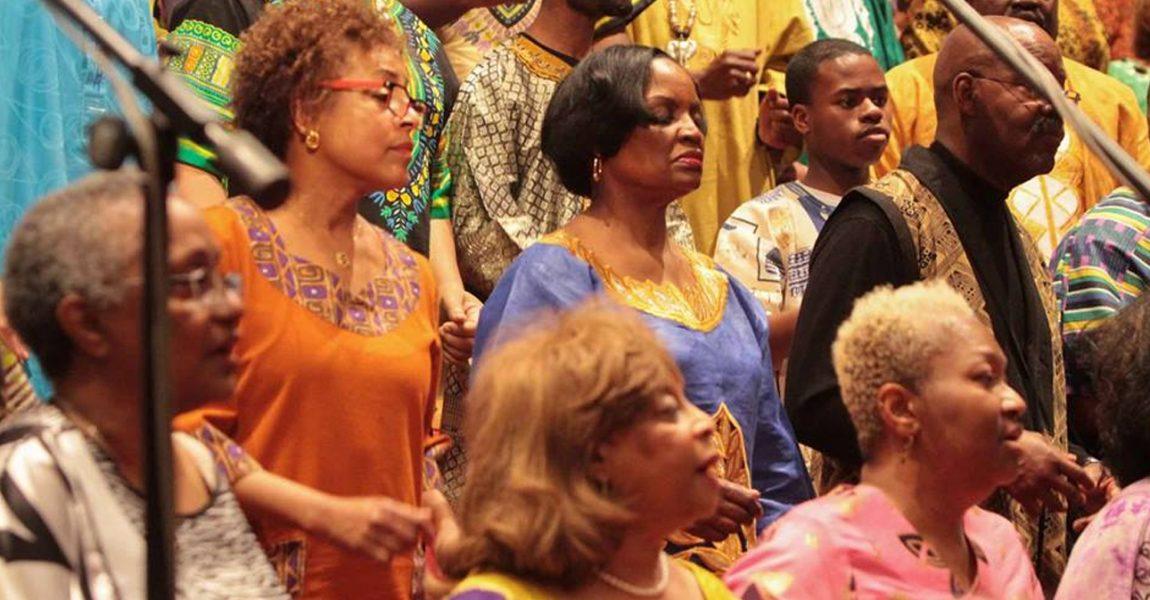 Sanctuary Choir 40th Anniversary Concert